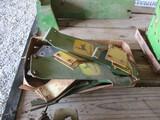 99144- FLAT OF JOHN DEERE NEW GEN SEAT BRACKETS
