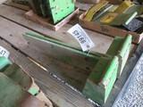 99145- JOHN DEERE FRONT WEIGHT BRACKETS (2)