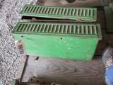 99153- JOHN DEERE NEW GEN STANDARD OR UTILITY BATTERY BOX w/ LID