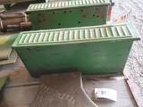 99154- JOHN DEERE NEW GEN STANDARD OR UTILITY BATTERY BOX w/ LID