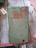 99206- JOHN DEERE 4020 REAR ENGINE SIDE SHIELDS (2)