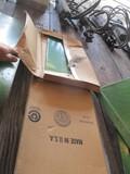99230- JOHN DEERE 4020 CONSOLE SIDE SHIELDS - NEW REPRODUCTION