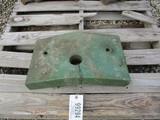 99294- JOHN DEERE FRONT WEIGHT M1830T