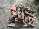 99385- PALLET OF MISCELLANEOUS TRACTOR PARTS