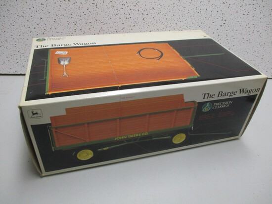 JD BARGE WAGON, PRECISION (NIB)