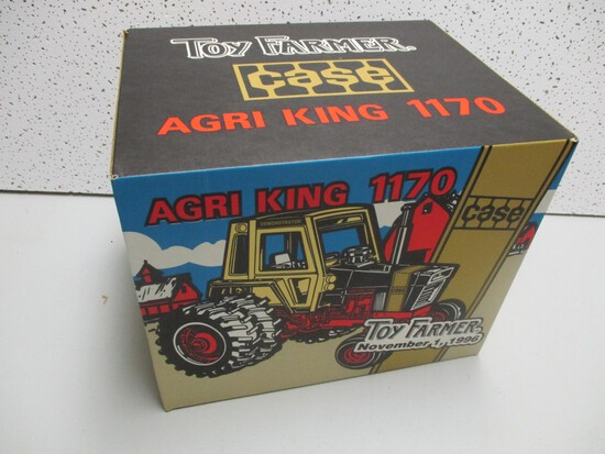 CASE 1170 AGRI KING 1996 SHOW EDITION (NIB)
