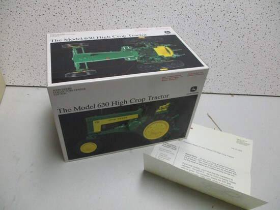 JD 630 HI-CROP, PRECISION TOY (NIB)