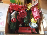 BOX OF MISC. TOYS