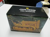 JD 430 CRAWLER, NATIONAL TOY TRUCK AND CONSTRUCTION EDITION, 1/16 SCALE (NIB)