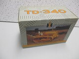 IH T-340 CRAWLER, TOY TRUCK AND CONSTRUCTION SHOW EDITION (NIB)