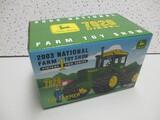 2003 TOY FARMER SHOW EDITION JD 7020 (NIB)