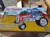 2000 TOY FARMER FARM SHOW MF 1155 SHOW TRACTOR (NIB)