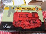 AC M CRAWLER TOY TRUCK AND CONSTRUCTION SHOW (NIB)