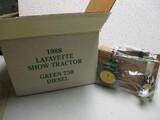 1988 LAFAYETTE FARM TOY SHOW TRACTOR, JD 730 (NIB)