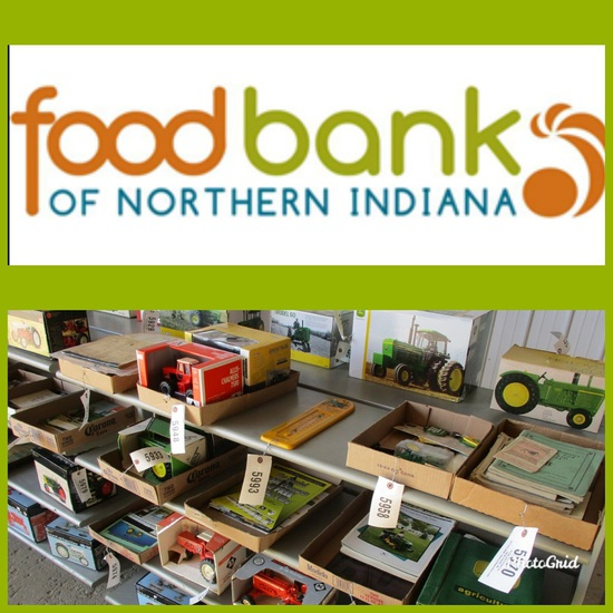 NORTHERN INDIANA FOOD BANK DONATION AUCTION