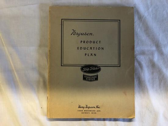 Ford Ferguson Book