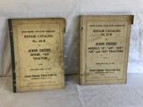 (4) JD Manuals