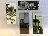 (4) JD Brochures