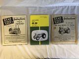 (3) JD Manuals
