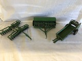 (3) JD Implement Toys