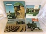 (4) 1960's JD Brochures
