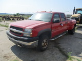 9610-CHEVY 3500 DUALLY