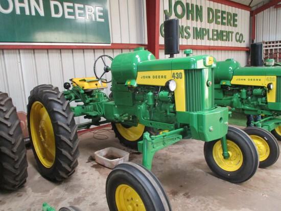91001-JOHN DEERE 430 H