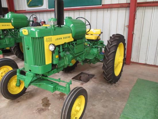 91002-JOHN DEERE 430 T
