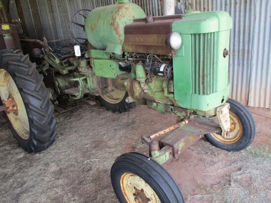 91008-JOHN DEERE 420 T