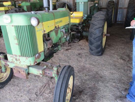 91009-JOHN DEERE 435 GM