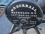 91338-WD BURRELL CORN SHELLER