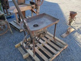 91346-FORGE FLEW TABLE BLOWER