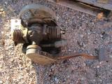 91367-MAYTAG KICK START 2 CYLINDER ENGINE