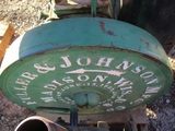 91372-FULLER & JOHNSON MFG UPRIGHT AIR COOLED WITH PUMP
