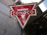 91515-CONOCO PORCELAIN SIGN