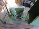 91517-TOPCO SEWAGE PUMPER WITH CART