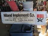 91520-HILAND IMPLEMENT METAL SIGN