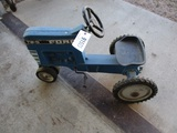 91523-FORD TW-5 PEDAL TRACTOR