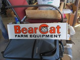 91530-BEAR CAT LIGHTED PLASTIC SIGN