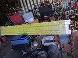 91535-PICKETT MEASURING WOODEN SLIDE RULER