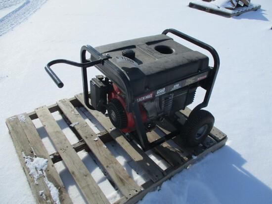 11306- 6500 WATT GENERATOR