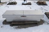 10778- ALUMINUM TRUCK TOOL BOX
