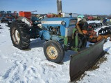 11054- FORD 4000 TRACTOR WITH LOADER