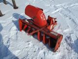 11169- CASE SNOWBLOWER