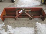 11302- 6' GRADER BLADE, 3 PT