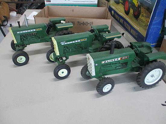 9731-3 OLIVER TRACTORS