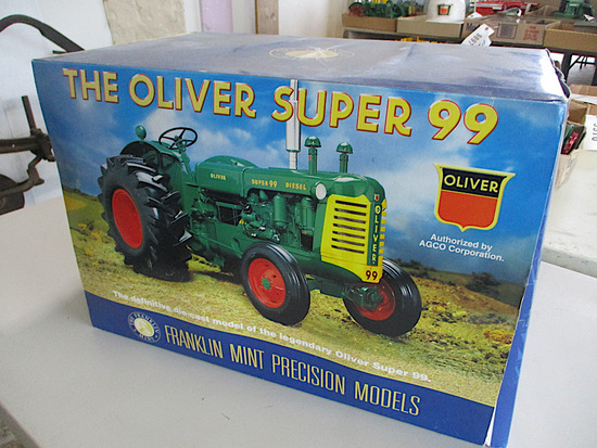 9950-OLIVER TRACTOR