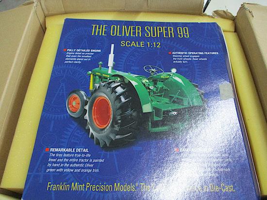 9951-OLIVER SUPER 99 TRACTOR