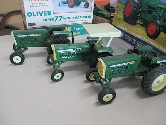 9999-3 OLIVER TRACTORS