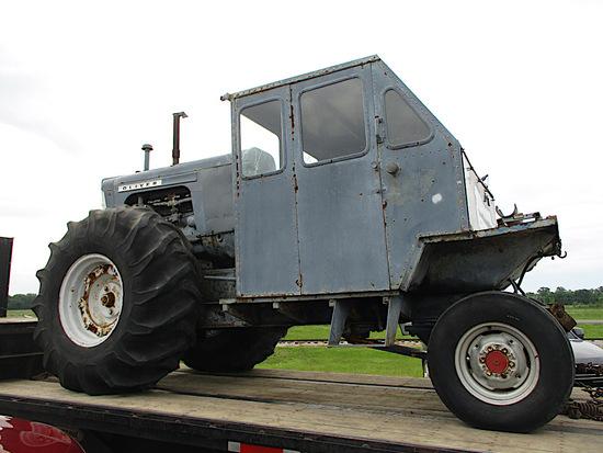 14613-OLIVER DYNO CAR